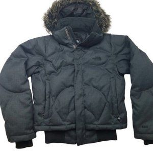 North Face Furallure Goose Down Jacket